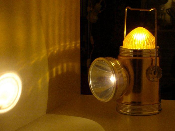 bimetall lampe